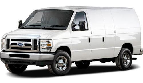 Camionetas Van Ford >> Renta de Camionetas de Carga, Vehículos de Carga en el D.F.